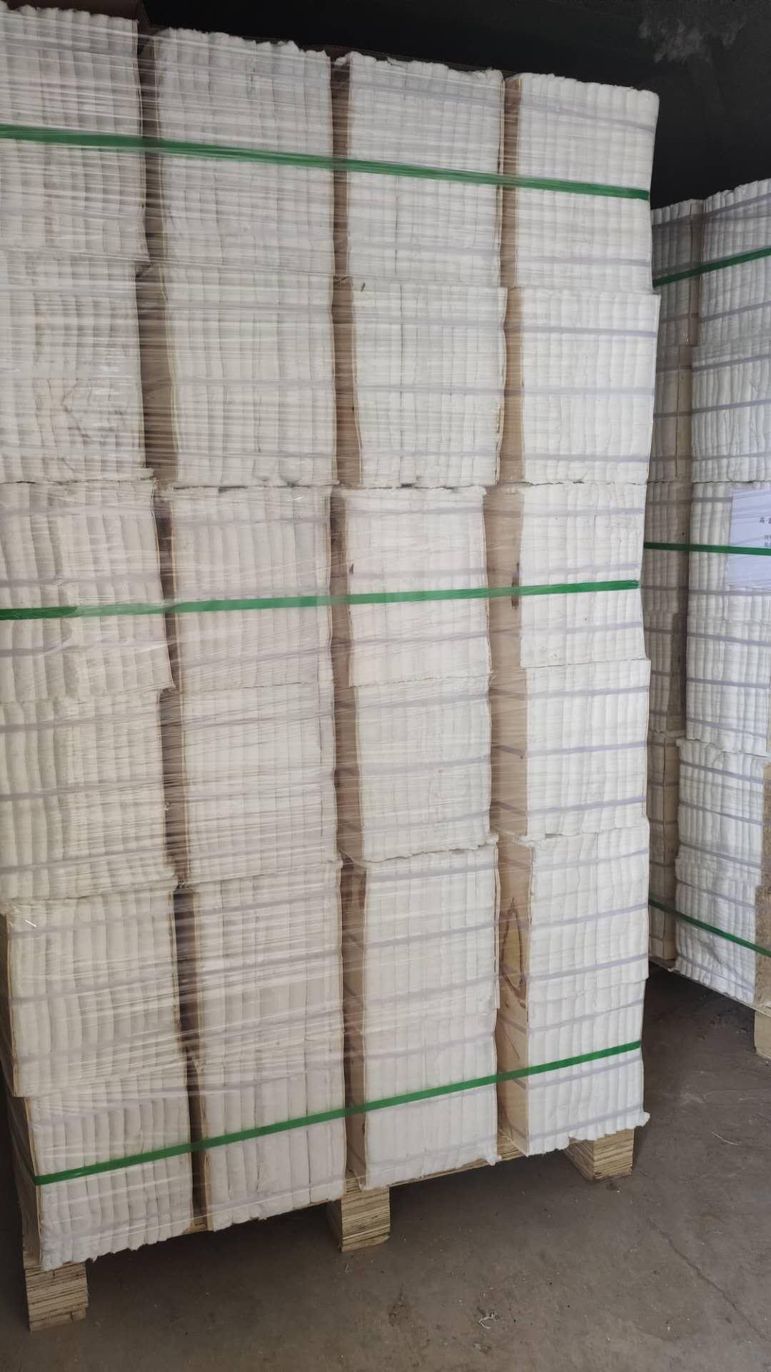 耐火纤维标准模块 硅酸铝纤维折叠块