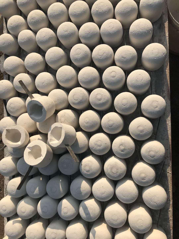 陶瓷纤维钢水取样勺 金属液态取样器