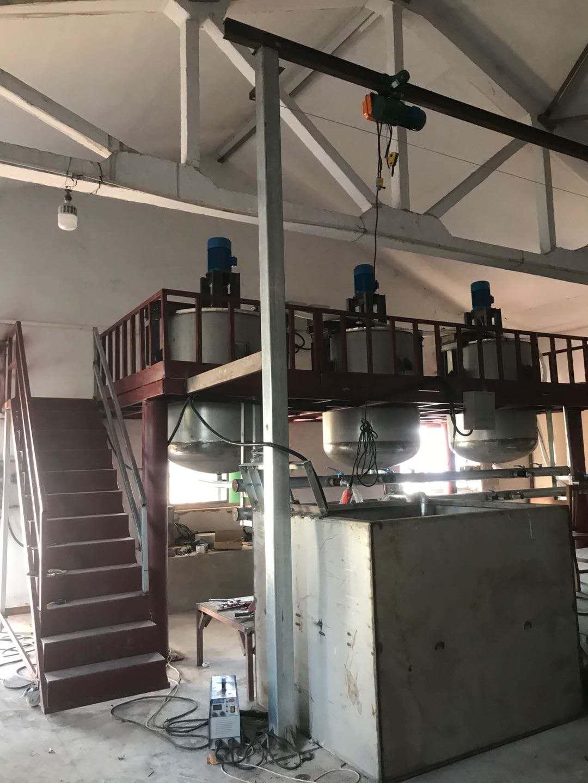 陶瓷纤维炉膛坩埚设备安装
